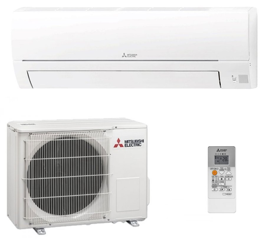 Кондиционер Mitsubishi Electric MSZ-HR25VF/MUZ-HR25VF (инвертор)