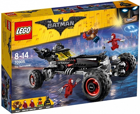 LEGO серия The Batman Movie – Бэтмобиль (70905)